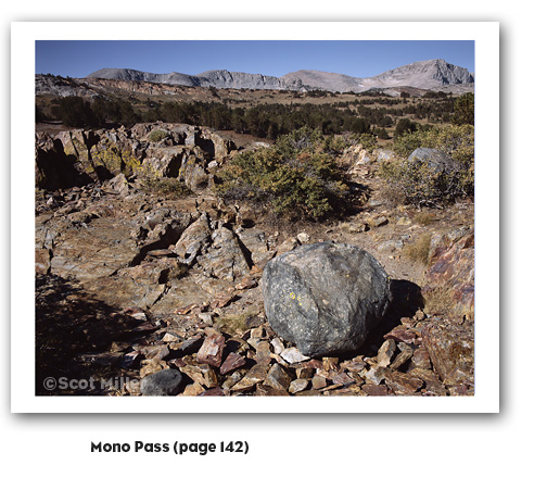"""Mono Pass"" photograph by Scot Miller, from My First Summer in the Sierra: 100th Anniversray Illustrated Edition"